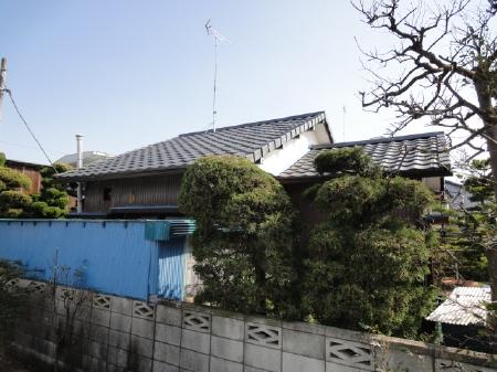3.11の地震災害のため、修繕のご相談をいただきました。 杉戸町