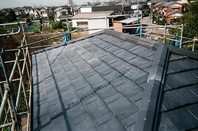 屋根 板金 塗装