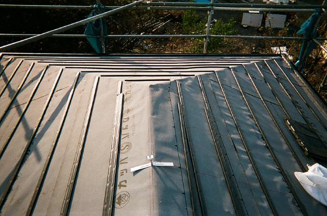 春日部 屋根 塗装