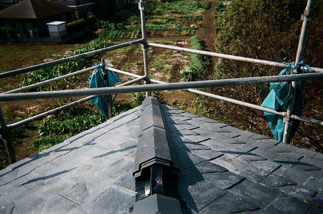 瓦 塗装 屋根