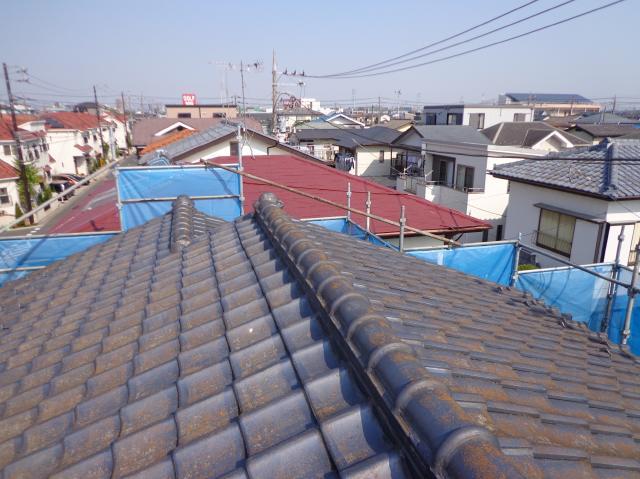 春日部 屋根 修理