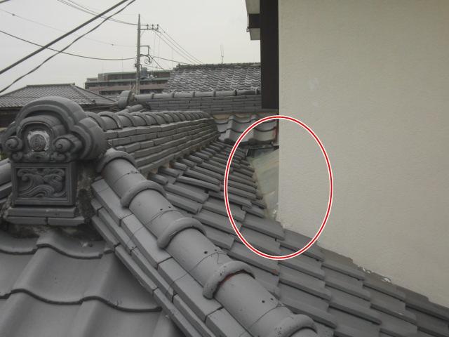 雨漏り 修理 屋根工事