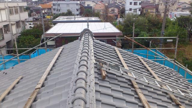 瓦 屋根 メンテナンス