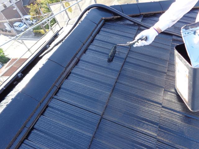 屋根 塗装 リフォーム