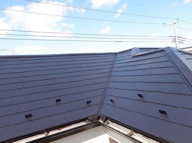 野田市 屋根塗装 リフォーム