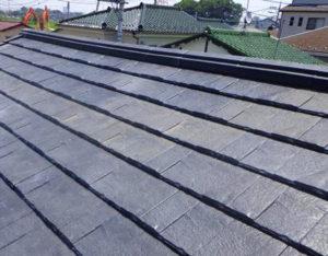 平板瓦 葺き直し工事