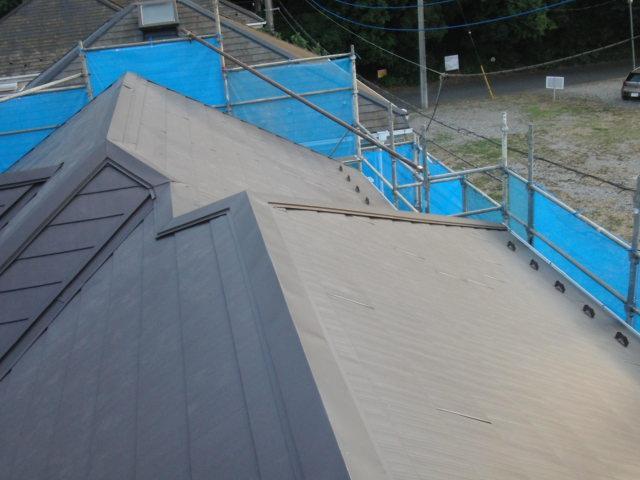 千葉県 T様邸 屋根カバー工法リフォーム
