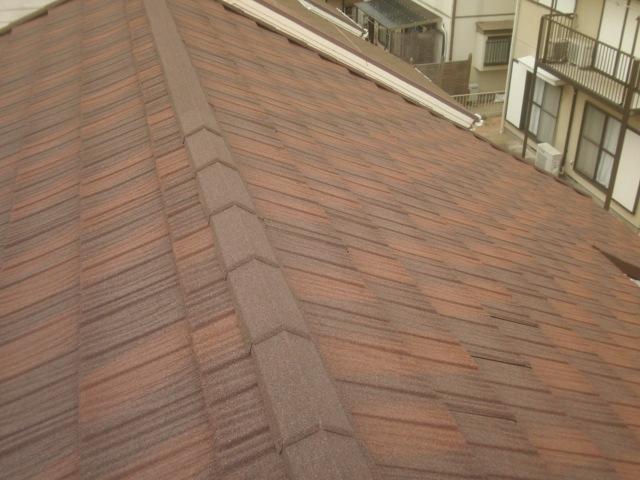 越谷市 S様邸 屋根カバー工法リフォーム