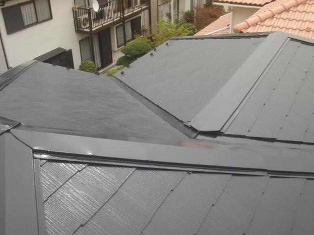 鴻巣市 K様邸 屋根塗装事例