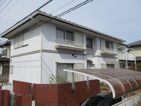 野田市 I様邸 外装リフォーム事例